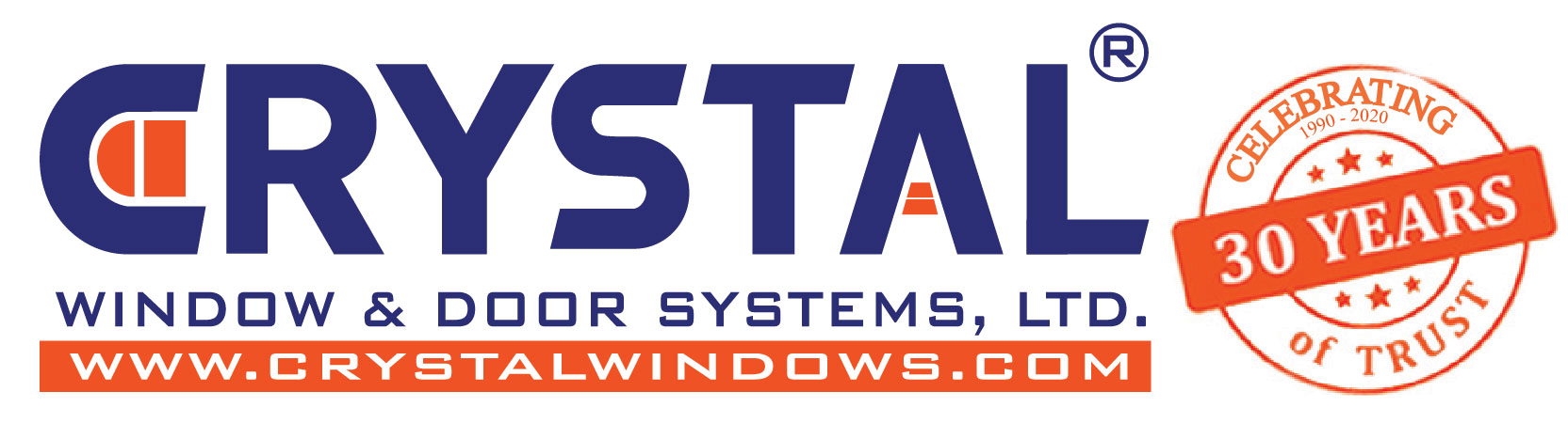 Crystal Windows Logo